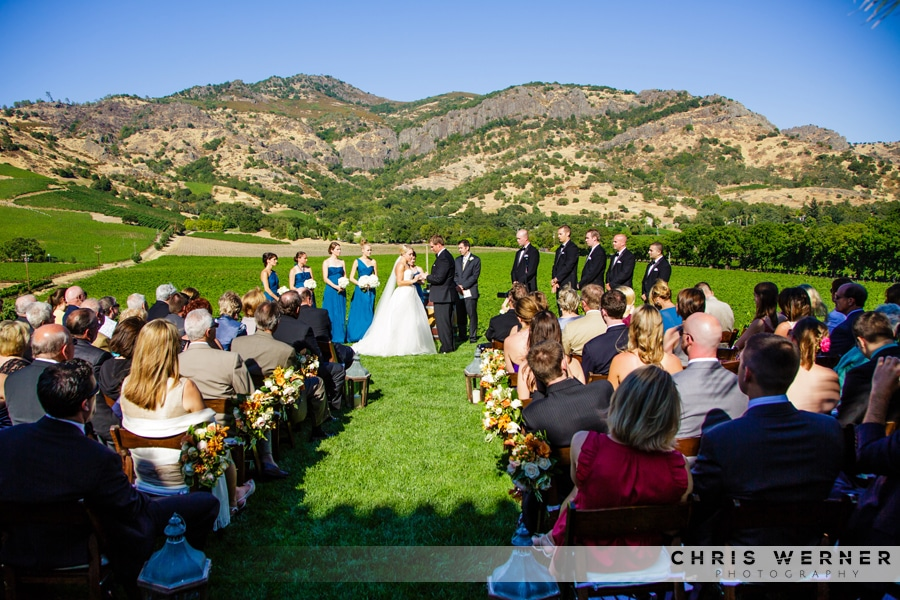 Napa Valley Wedding Venues