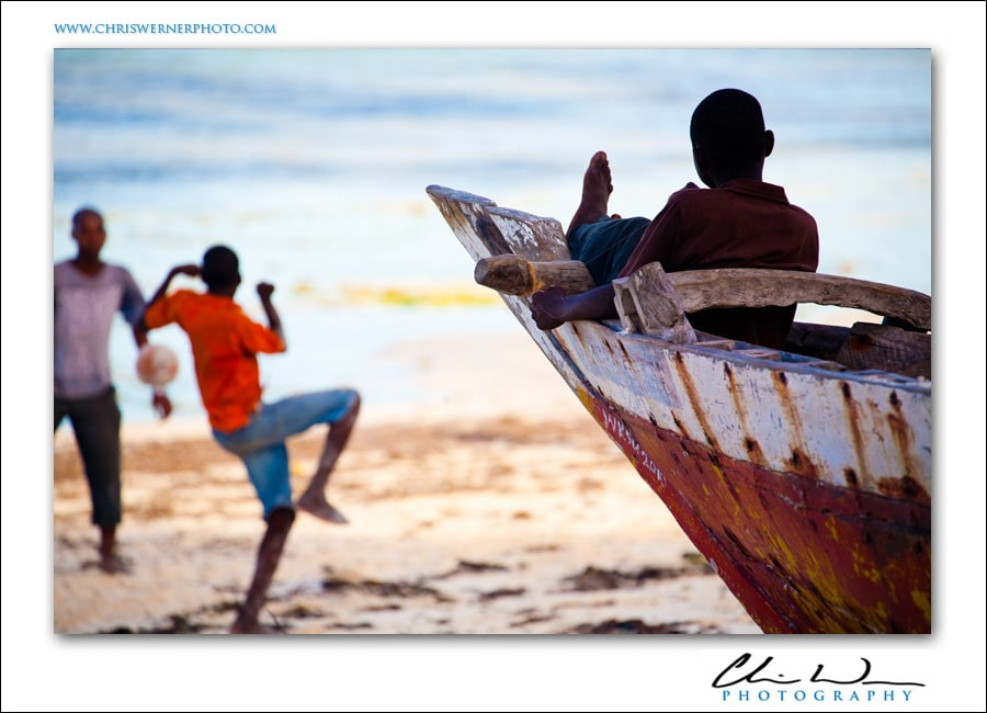 Zanzibar Beach Photography