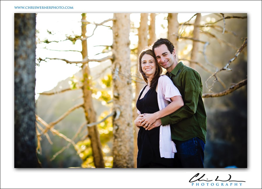 Truckee Engagement Photography near Donner Lake.