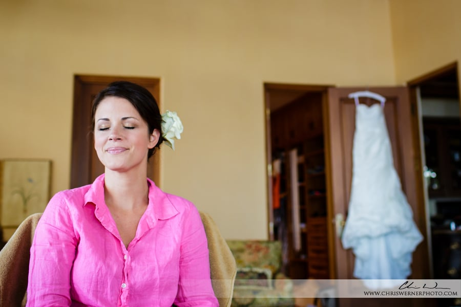 Photos of a bride and her wedding dress by Wedding Photographers Lake Tahoe.