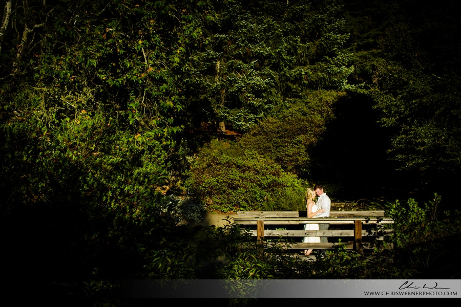 Outdoor couples portrait photos in the Bay Area