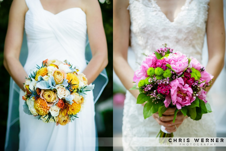 Bridal Bouquets ideas for Lake Tahoe weddings.