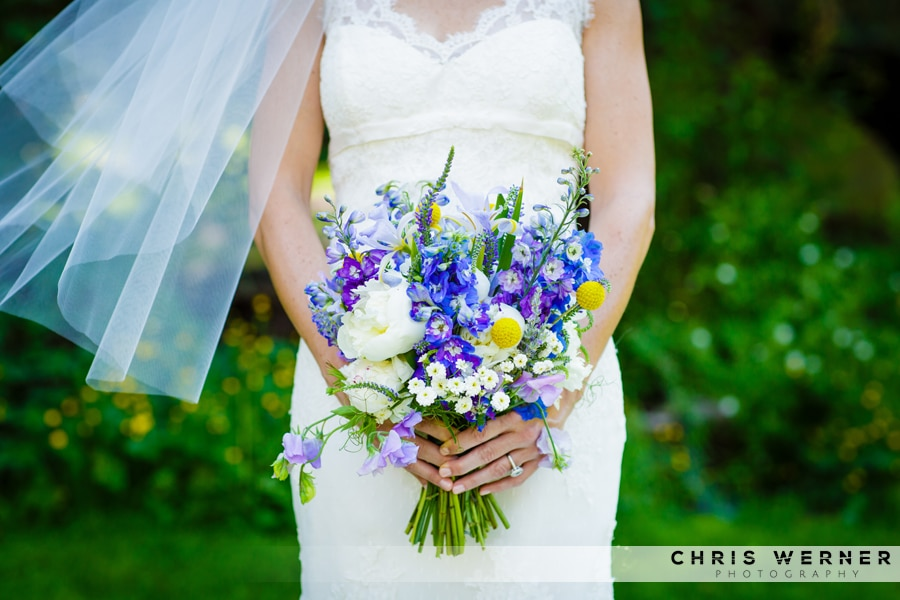 Mountain Bridal Bouquets