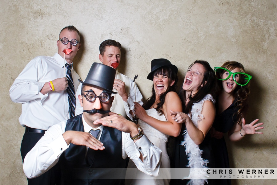 Lake Tahoe Wedding Photobooth