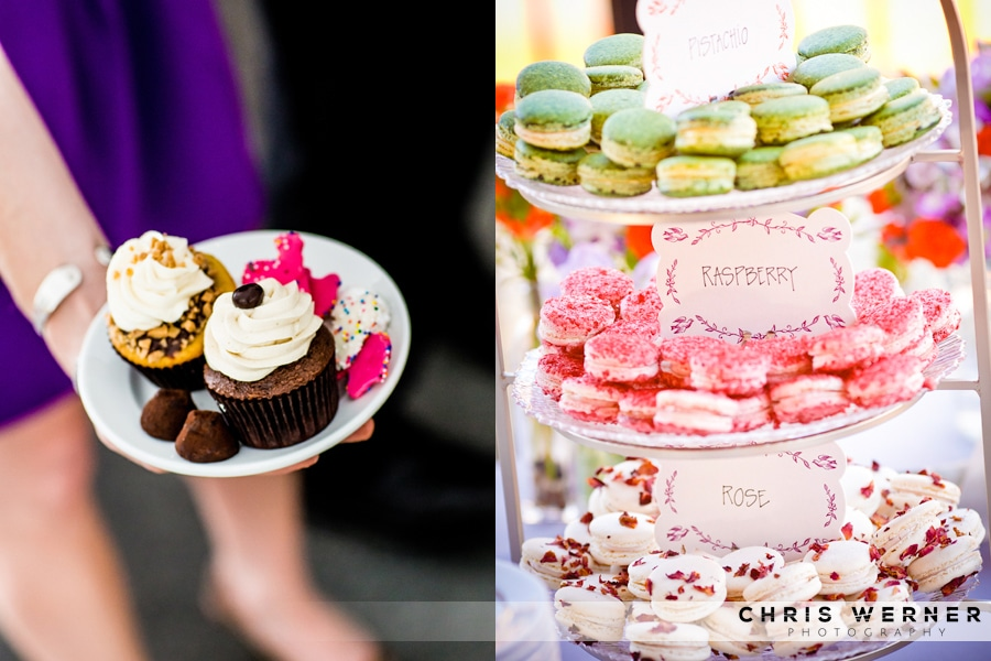 Macaroons and Cupcakes as Wedding Cake Alternatives