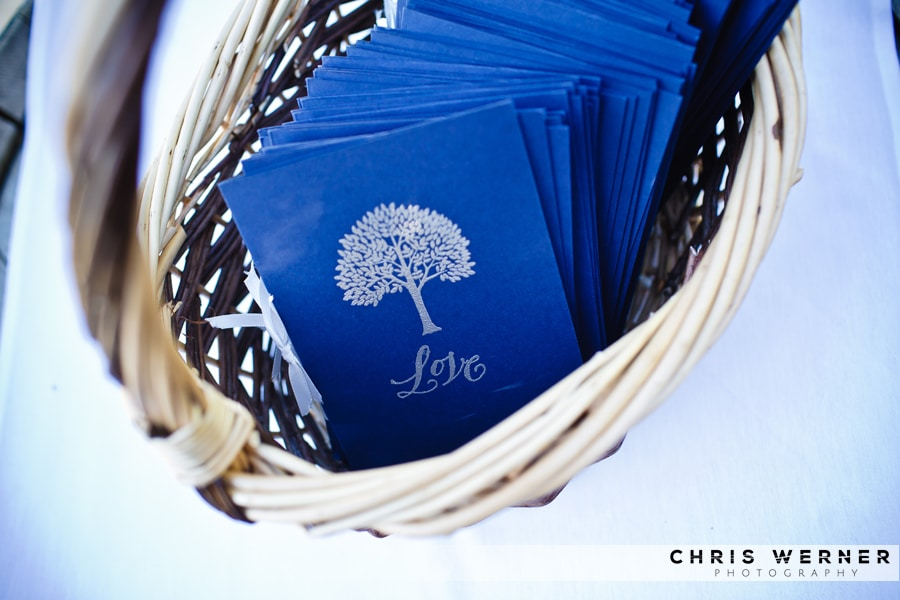 Cute Wedding Ceremony Programs