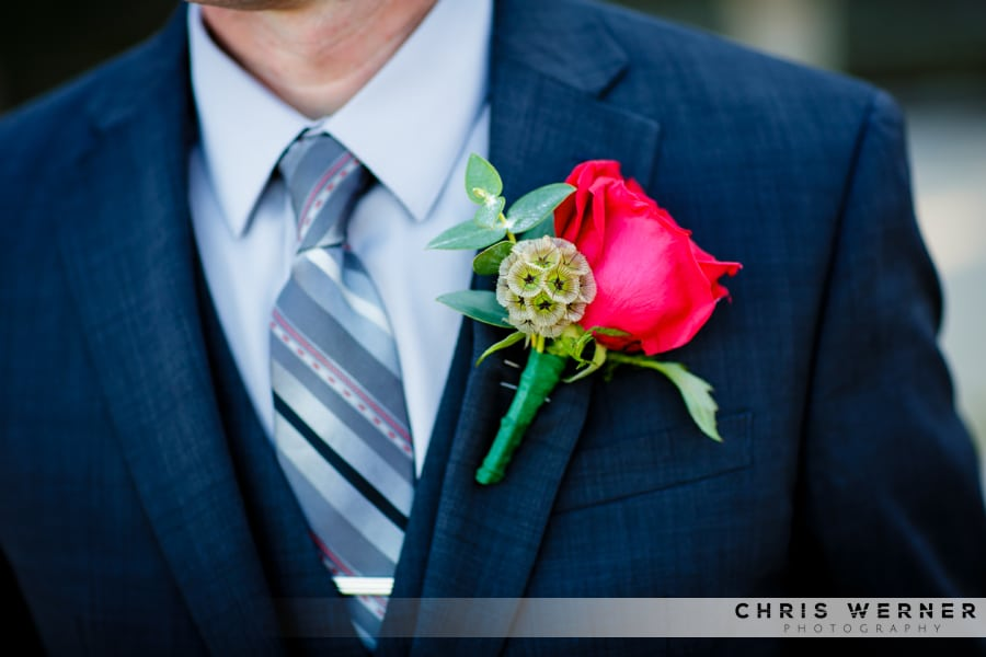 Ideas for Groom Boutonnieres