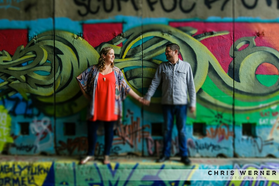Truckee engagement photos.