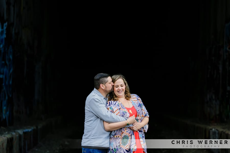 Truckee engagement photos by a Lake Tahoe photographer.