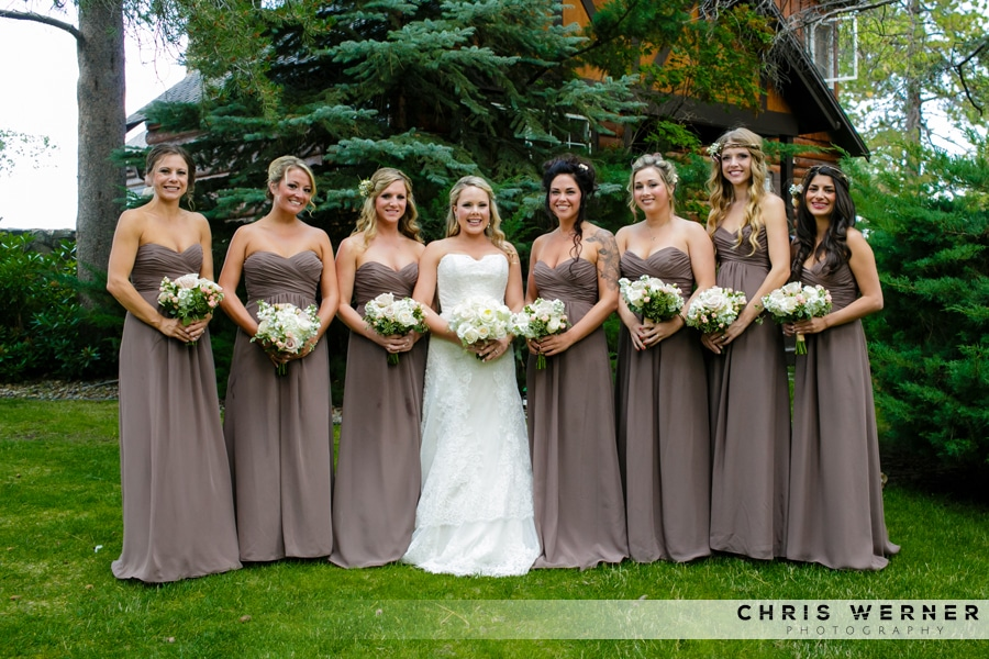 Wedding Dress Ideas: Lake Tahoe Bridesmaid Dresses- Ideas For Planning Your