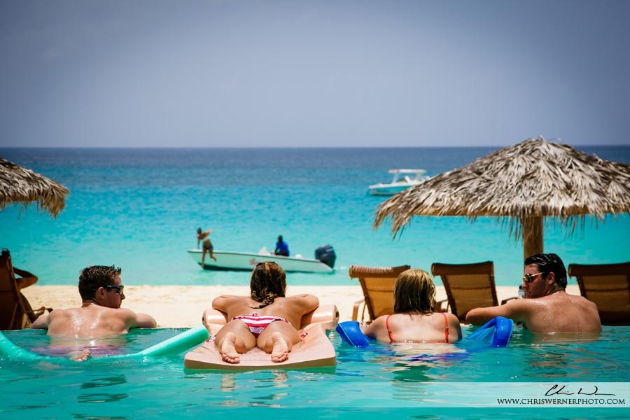 Anguilla wedding photos on the beach in Anguilla, British West Indies