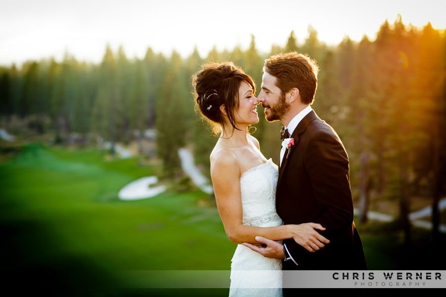 Martis Camp Wedding Photos