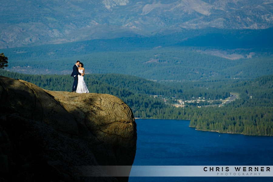 PlumpJack Squaw Valley Inn Wedding photos.