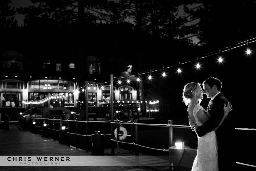 West Shore Cafe Wedding in Lake Tahoe.